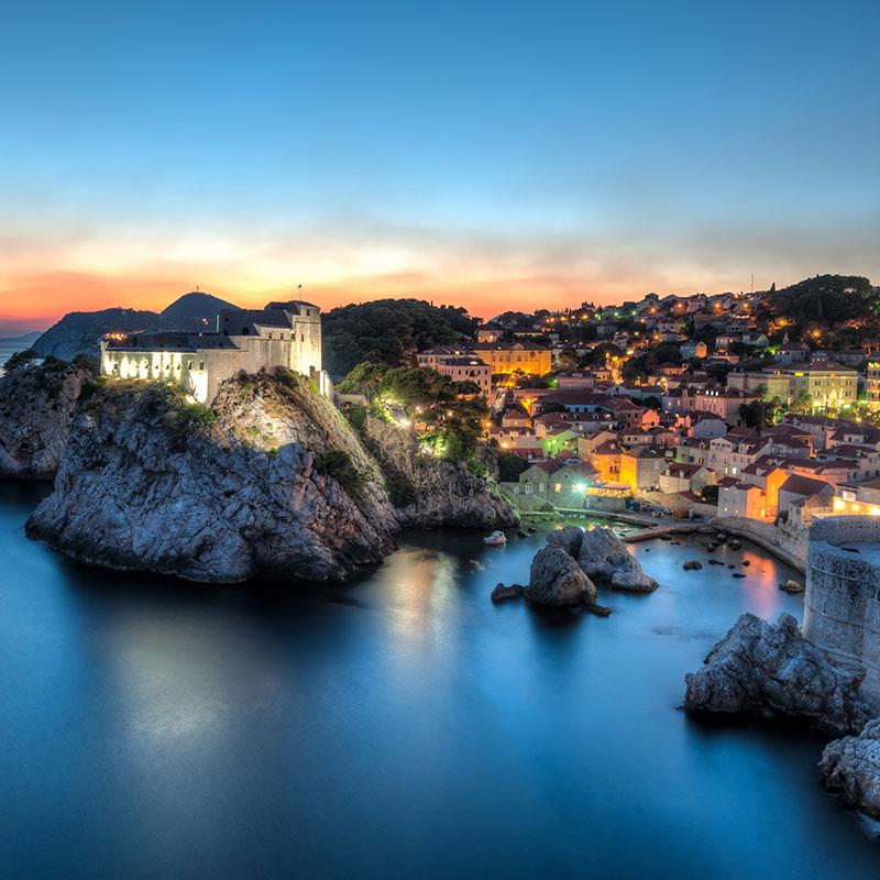 PLITVICE LAKES - Dubrovnik PRIVATE TRANSFER - Degenija tours