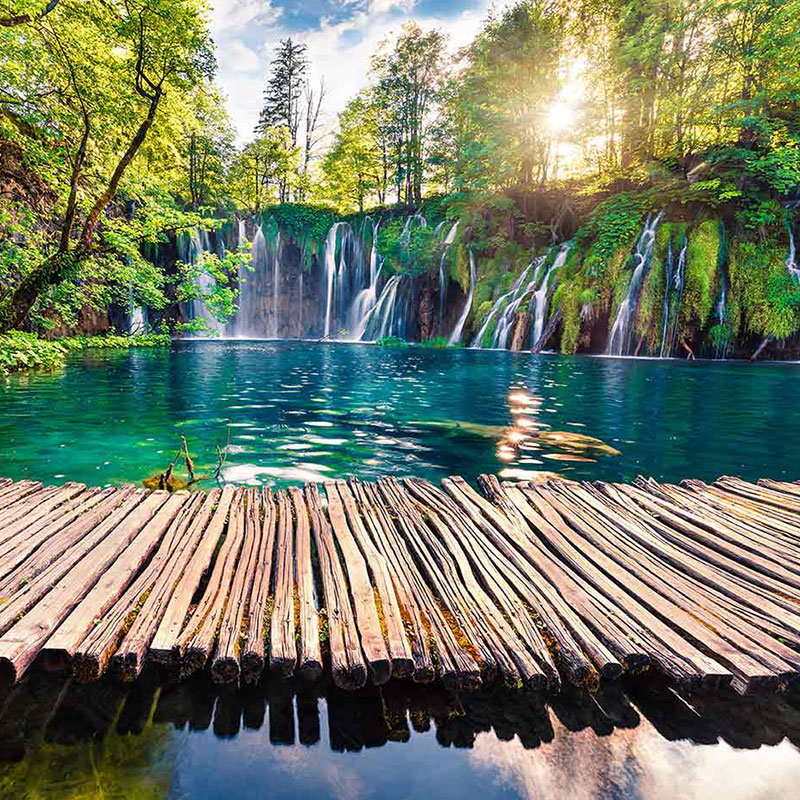 Plitvice 4h sunset tour Degenija tours